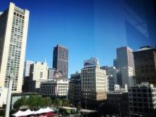 Union Square - vedere din Macy's
