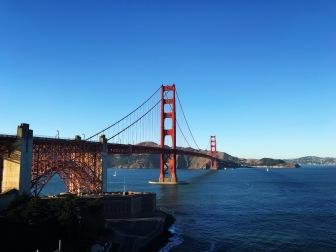 Bridge Gate Golden