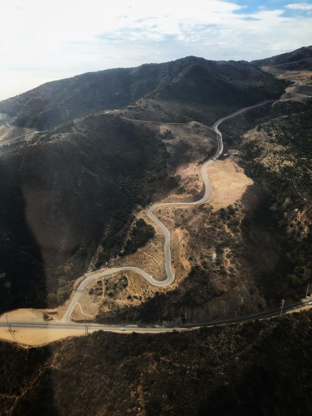 Malibu helicopter view 4
