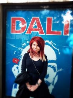 La muzeul meu preferat - Espace Dali în Montmartre